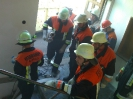 Katastrophenschutzübung in Mitterteich 2012